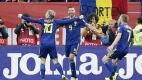 Szwedzi też jadą na Euro. Włosi pobili rekord