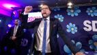 Szwedzcy nacjonaliści najpopularniejszą partią