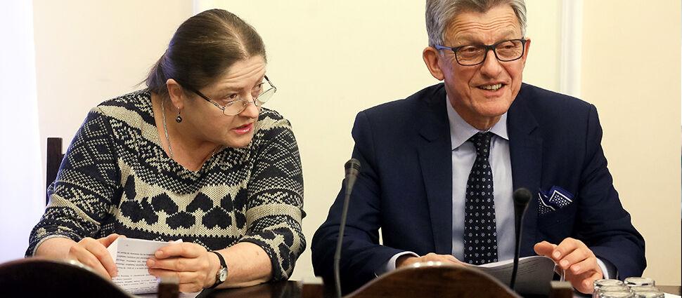 Czy Pawłowicz i Piotrowicz mogą zostać sędziami TK? Wątpliwości narastają