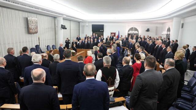 Rusza nowy Senat. Przemówienie prezydenta