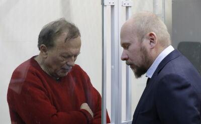 Oleg Sokołow przed sądem. Historyk przyznał się do morderstwa