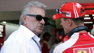 """Menedżer krytykuje żonę Schumachera. """"Moje prośby są odrzucane"""""""