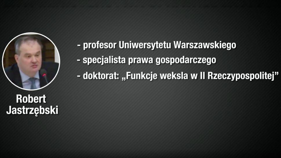 """Jeden z """"wybitnych konstytucjonalistów"""" Zbigniewa Ziobry. Kim jest Robert Jastrzębski?"""