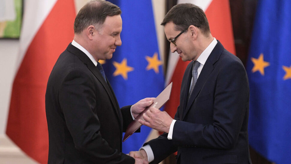 Morawiecki z misją utworzenia rządu.  W piątek pierwsze posiedzenie gabinetu