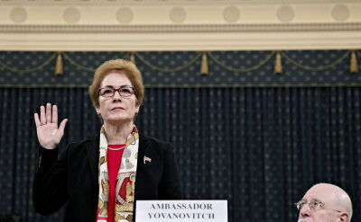Przesłuchanie Marie Yovanovitch ws. impeachmentu Trumpa