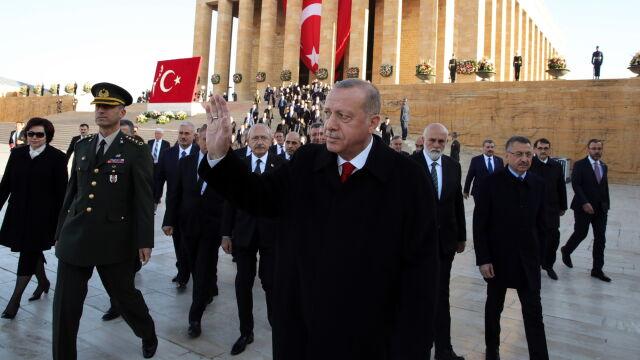 Erdogan grozi, że uwolni i wyśle do Europy wszystkich uwięzionych dżihadystów