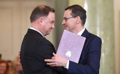 Mateusz Morawiecki powołany na premiera