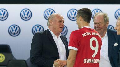 Rządził Bayernem cztery dekady. Lewandowski wśród jego najlepszych transferów