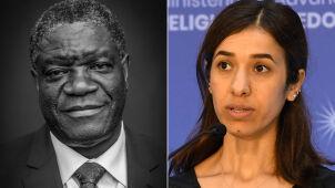 Pokojowy Nobel za pomoc kobietom - ofiarom wojen