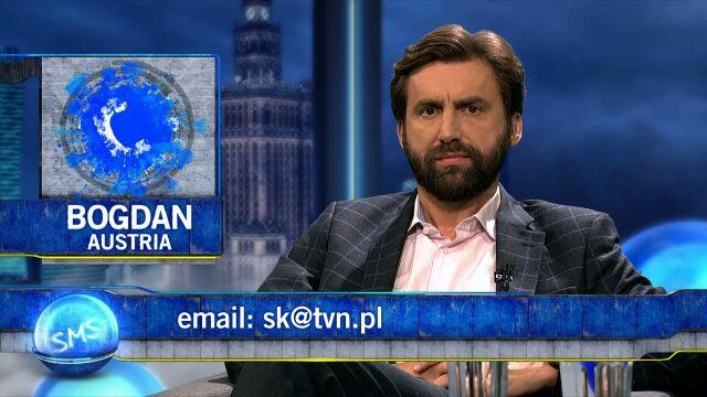 Kamil Dąbrowa w Szkle Kontaktowym