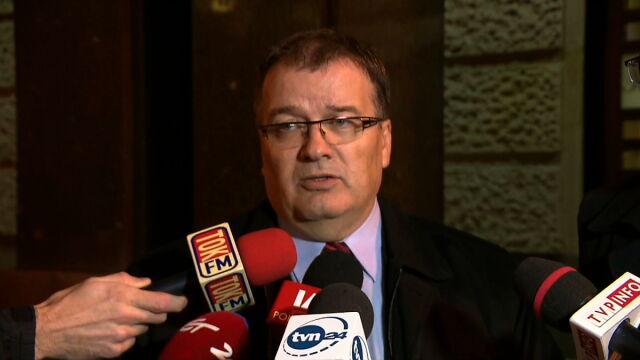 """""""Prezydent uznał, że osoby walczące z korupcją powinny być szczególnie chronione"""""""