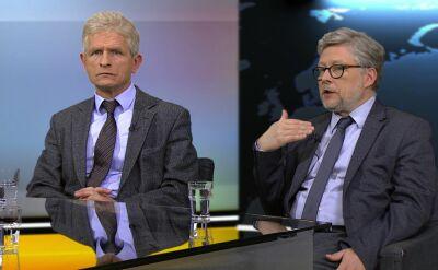 """Prof. Cichocki: Putin wpycha Zachód w pułapkę, kreuje się na """"niezbędnego koalicjanta"""""""