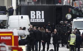 """""""Szykowano ataki na lotnisko i centrum handlowe w Paryżu"""""""