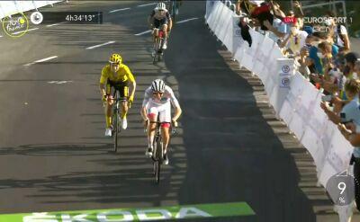 Pogacar wygrał 15. etap Tour de France