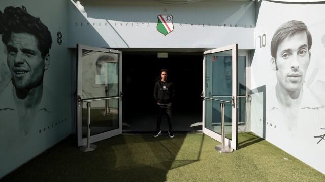 Joel Valencia na testach medycznych w Legii Warszawa - PKO BP Ekstraklasa 2020/21 - piłka nożna | Eurosport w TVN24    - Piłka nożna - TVN24