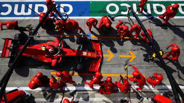 Ferrari wraca do korzeni. Specjalne malowanie bolidu na wyścig numer 1000