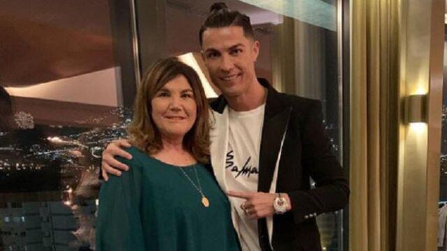 """Mama Ronaldo wyszła ze szpitala. """"To były dni walki i zwycięstwa"""""""