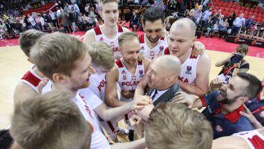Polscy koszykarze na igrzyskach bez kwalifikacji? Jest stanowisko federacji
