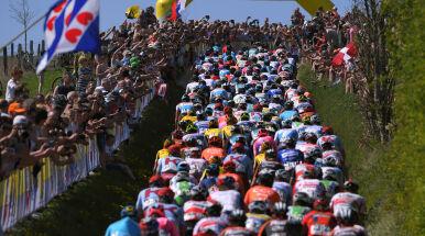 Kolarze stracili kolejny klasyk. Amstel Gold Race wykreślony z kalendarza
