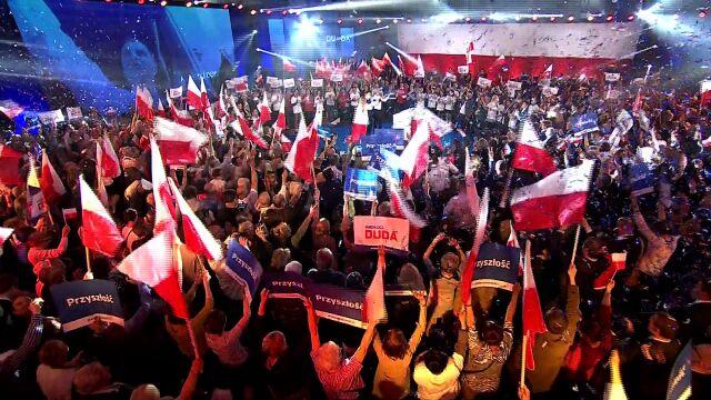 Podsumowanie kampanii Andrzeja Dudy