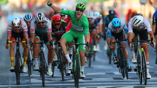 Ostatni akcent dla Sama Bennetta. Tadej Pogacar triumfatorem Tour de France