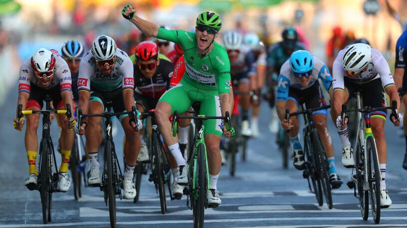 Ostatni akcent dla Bennetta. Pogacar triumfatorem Tour de France