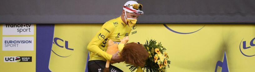 Pogacar praktycznie pewny triumfu w Tour de France