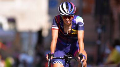 Polka trzyma się mocno. Jest druga w kobiecym Giro d'Italia