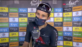 Kwiatkowski po wygraniu 18. etapu Tour de France