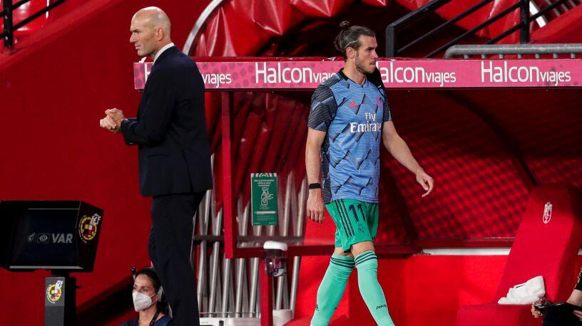 """""""Temat jest bardziej skomplikowany"""". Zidane o odejściu Bale'a"""