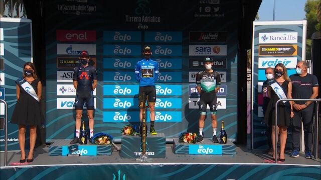 Majka na podium Tirreno-Adriatico
