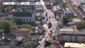Samochód wtargnął na drogę na 5. etapie Tour de Luxembourg. Chwilę później przejechał peleton
