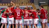 Skrót meczu Celje - Aalborg w 1. kolejce Ligi Mistrzów w piłce ręcznej