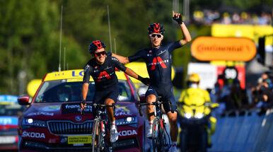 Polski dzień w Tour de France. Michał Kwiatkowski zwycięzcą etapu