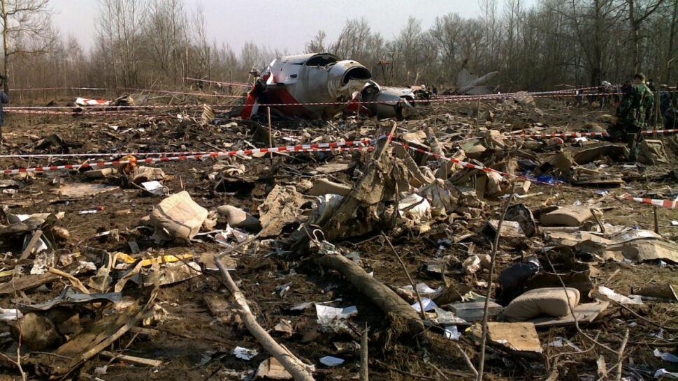 Pięciu prokuratorów pojedzie do Smoleńska. Zbadają wrak tupolewa