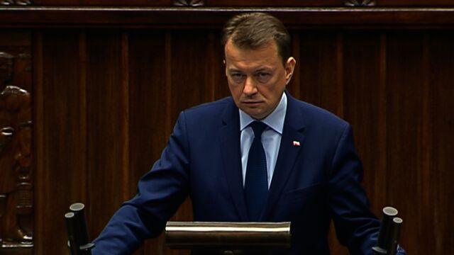 Informacja ministrów na temat śmierci Igora Stachowiaka