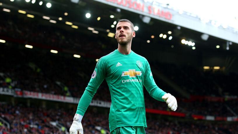 Media: De Gea zostanie w Manchesterze United. Rekordowa pensja wśród bramkarzy