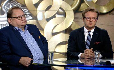 Wawrykiewicz: pierwszym organem, w stosunku do którego były kierowane represje, to była prokuratura