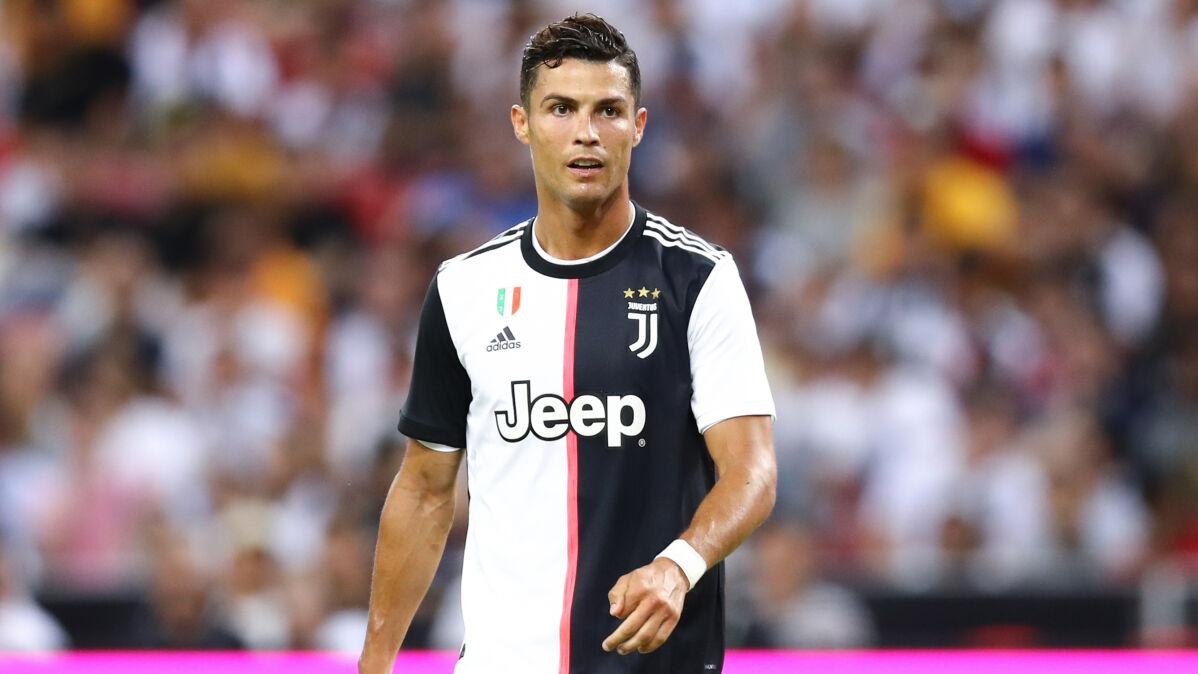 """Zgrzyt na linii Sarri - Ronaldo. """"Strach, który odczuwasz, gdy go zmieniasz"""""""