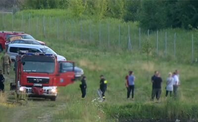 Ciało pięcioletniego Dawida ukryte było w zaroślach przy autostradzie A2