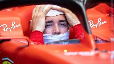 Wyjątkowy przejazd kierowcy Ferrari. Powtórzył szalony wyczyn