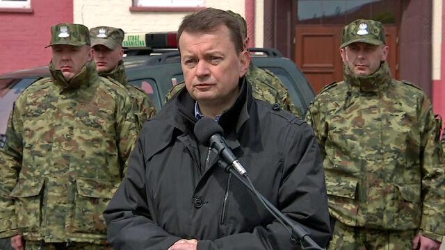 Mariusz Błaszczak kandydat w plebiscycie Mistrz Riposty 2019