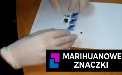 Marihuanowe znaczki