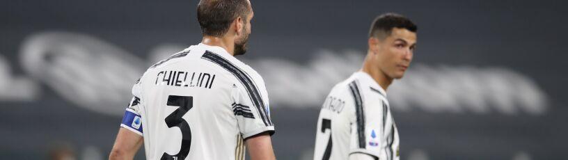 """""""Zapłaciliśmy za to punktami"""". Chiellini gorzko o odejściu Ronaldo"""