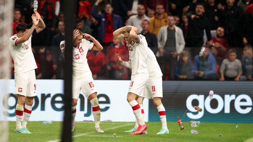 Albańczycy doigrali się za incydent w meczu z Polakami
