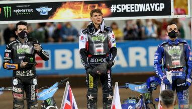 Maciej Janowski wygrał Grand Prix we Wrocławiu. Zmarzlik trzeci