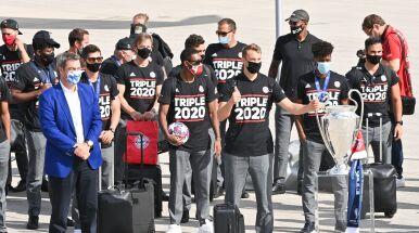 Bohaterowie wrócili do Monachium.