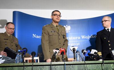 Prokuratorzy NPW odpowiadają na pytania dziennikarzy