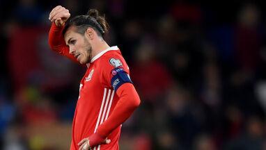 Bale kontuzjowany w Realu, ale w kadrze gra.