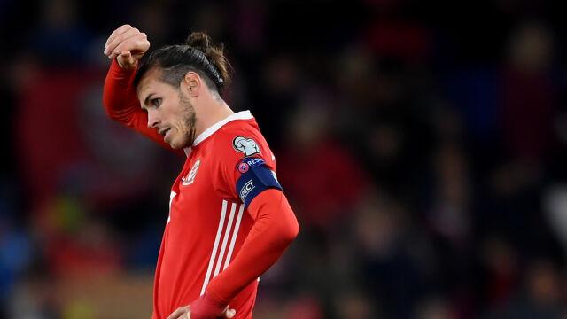 """Bale kontuzjowany w Realu, ale w kadrze gra. """"Walia tak, Madryt nie"""""""